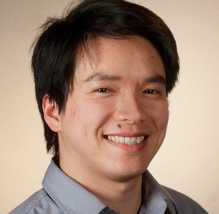 Headshot of Hong-Qu