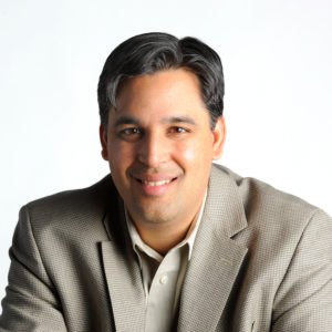 Headshot of Vijay Ravindran