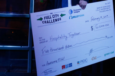 Why Billy Penn partnered with a local think tank to try and tackle hunger in Philadelphia