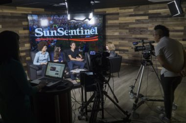 How The South Florida Sun Sentinel connected with its community after the Parkland shooting