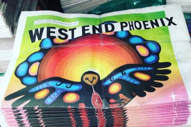 With a print-first focus, The West End Phoenix is trying to fill a local news gap in Toronto