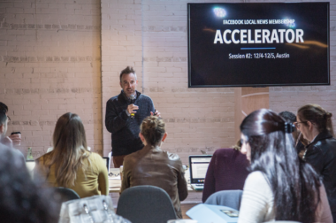 Meet the 15 Newsrooms Joining the Facebook Membership Accelerator