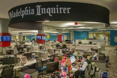 The Philadelphia Inquirer names Gabriel Escobar as top editor