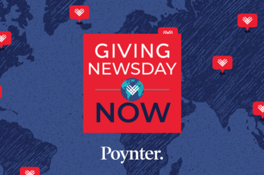 Here's how newsrooms can make the most of #GivingNewsday on May 5