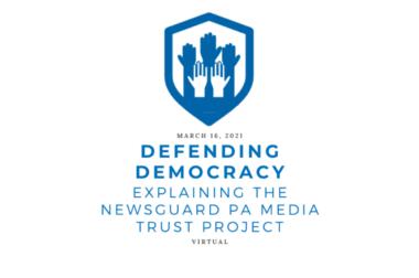 Defending Democracy: Event to discuss new Pennsylvania News Trust report