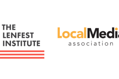 Lenfest Institute announces support of Local Media Association's Lab for Journalism Funding